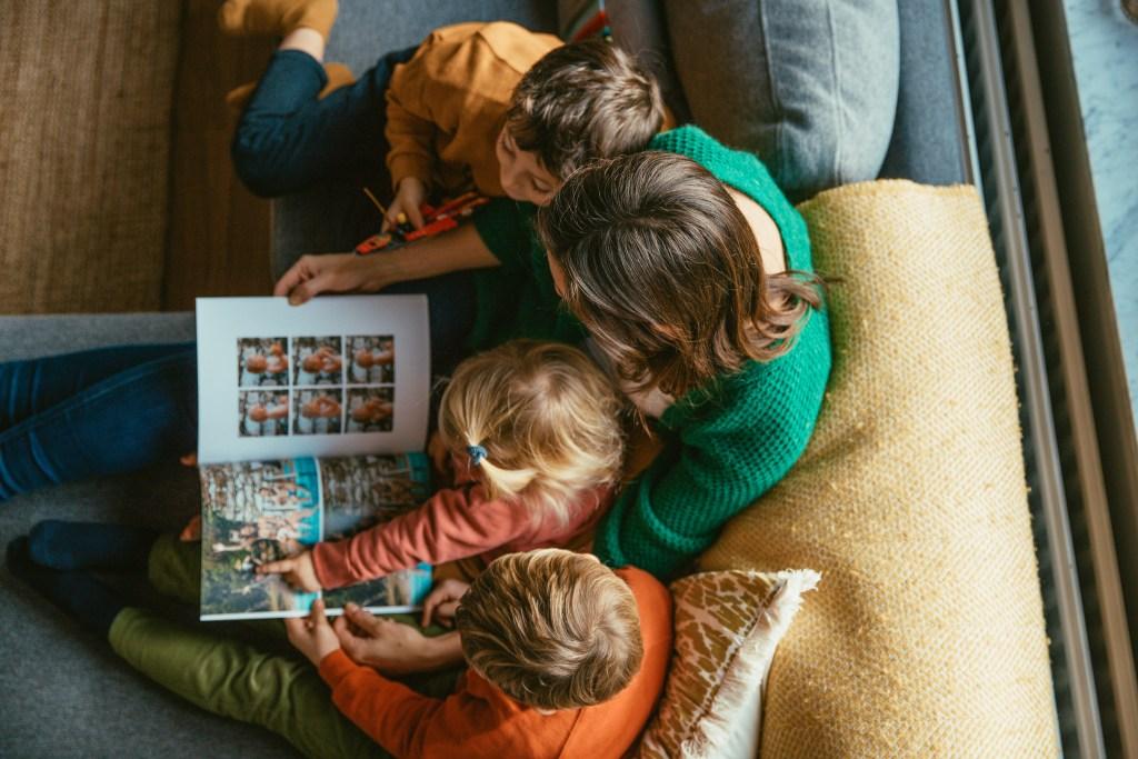 activités à faire avec les enfants en famille