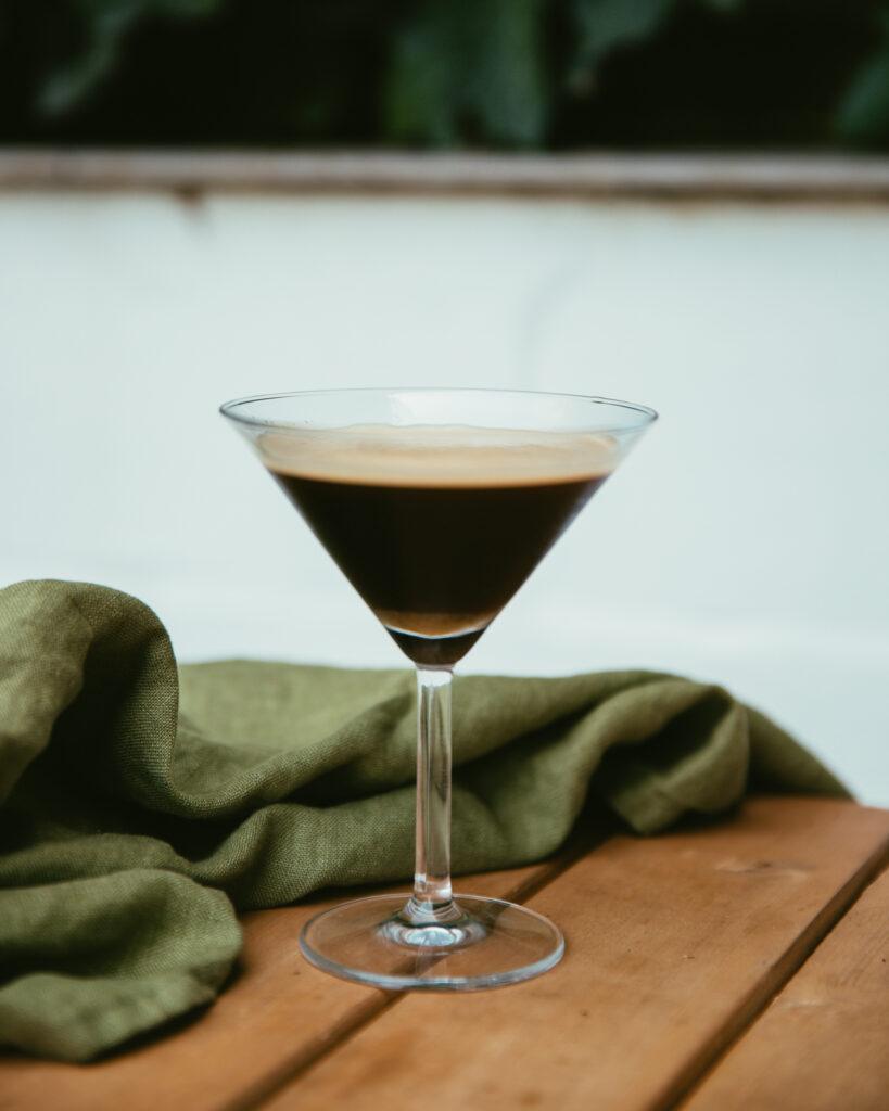 café froid shakerato