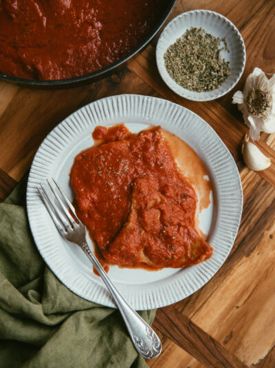 carne alla pizzaiola recette