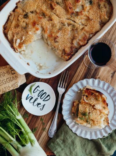 fenouils alla parmigiana recette