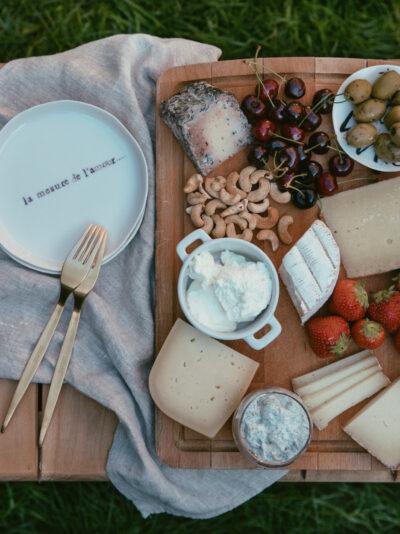 fromages de la bergerie d'acremont