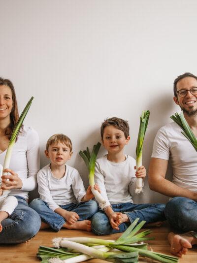 Comment faire manger des légumes aux enfants|