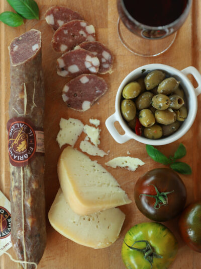 Saucission de Fabriano Il Gelso Slow Food