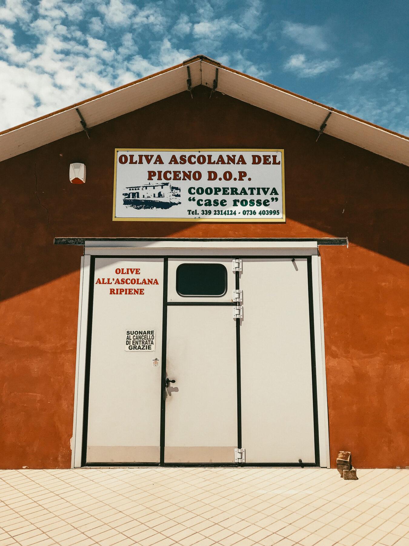 les marches en famille olive all'ascolana