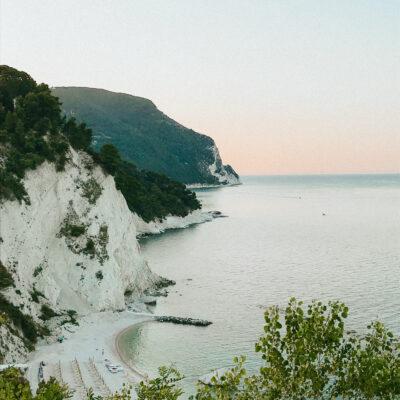 Vacances d'été en Italie les Marches