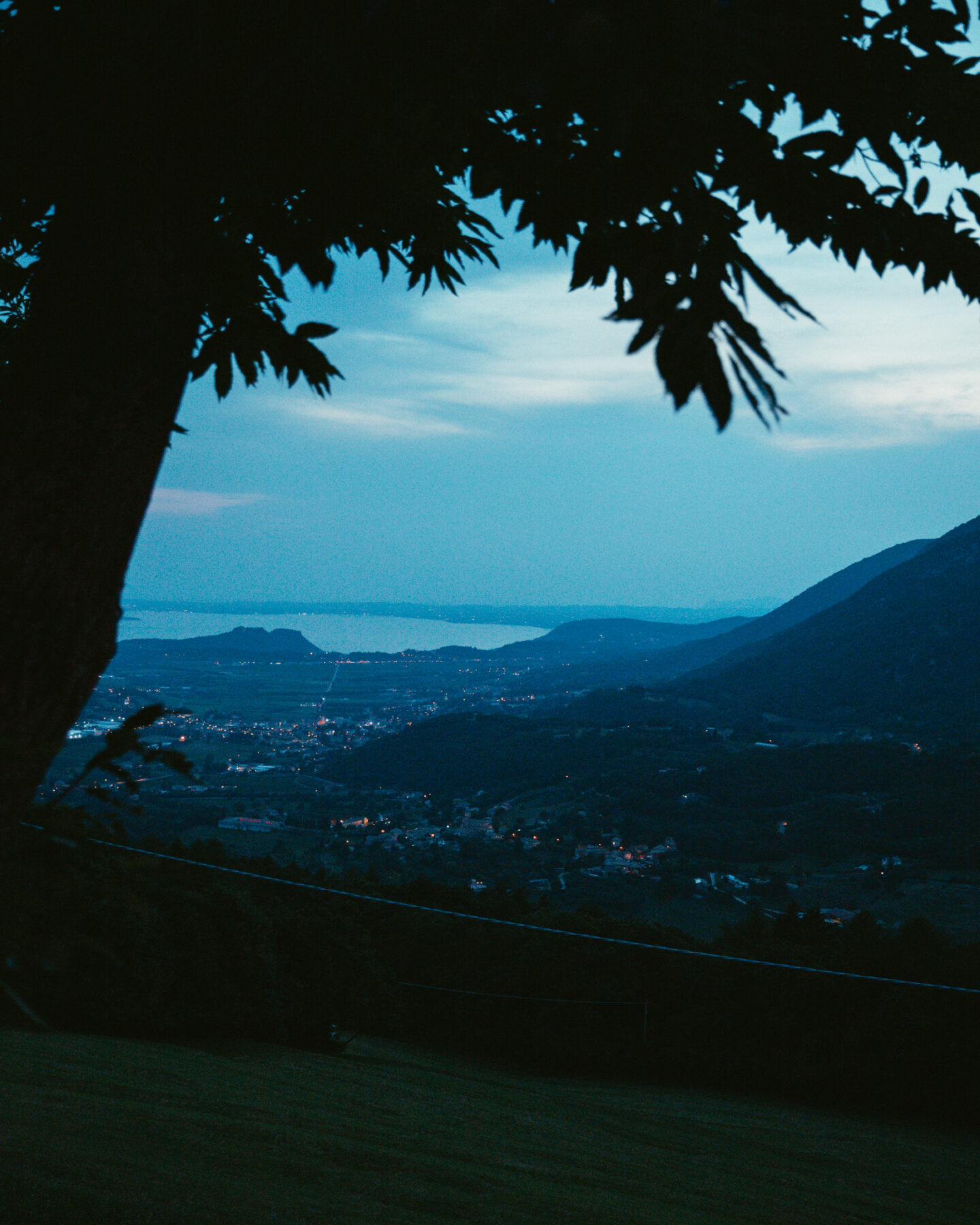 lac de garde où manger la baita