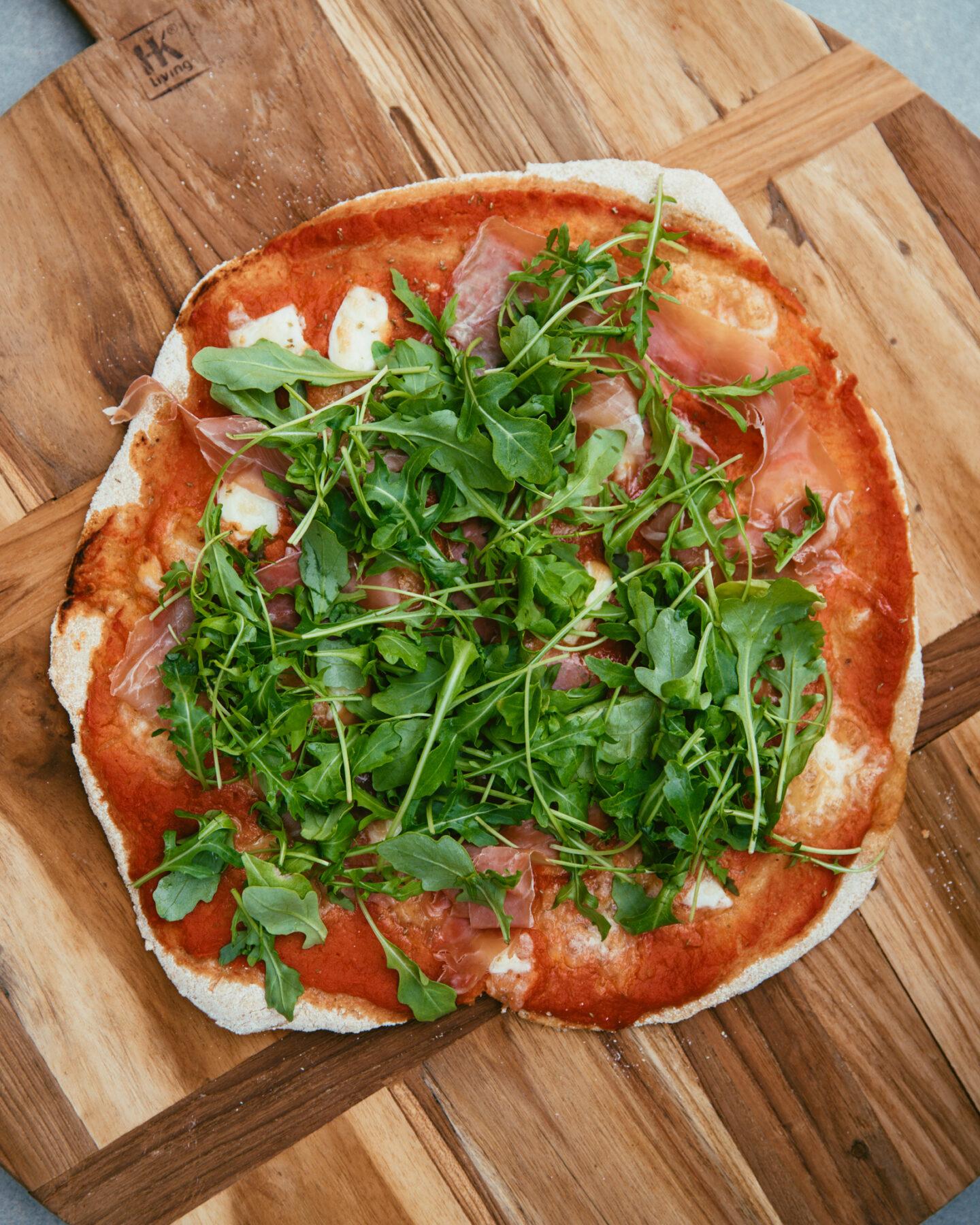 pizza maison recette