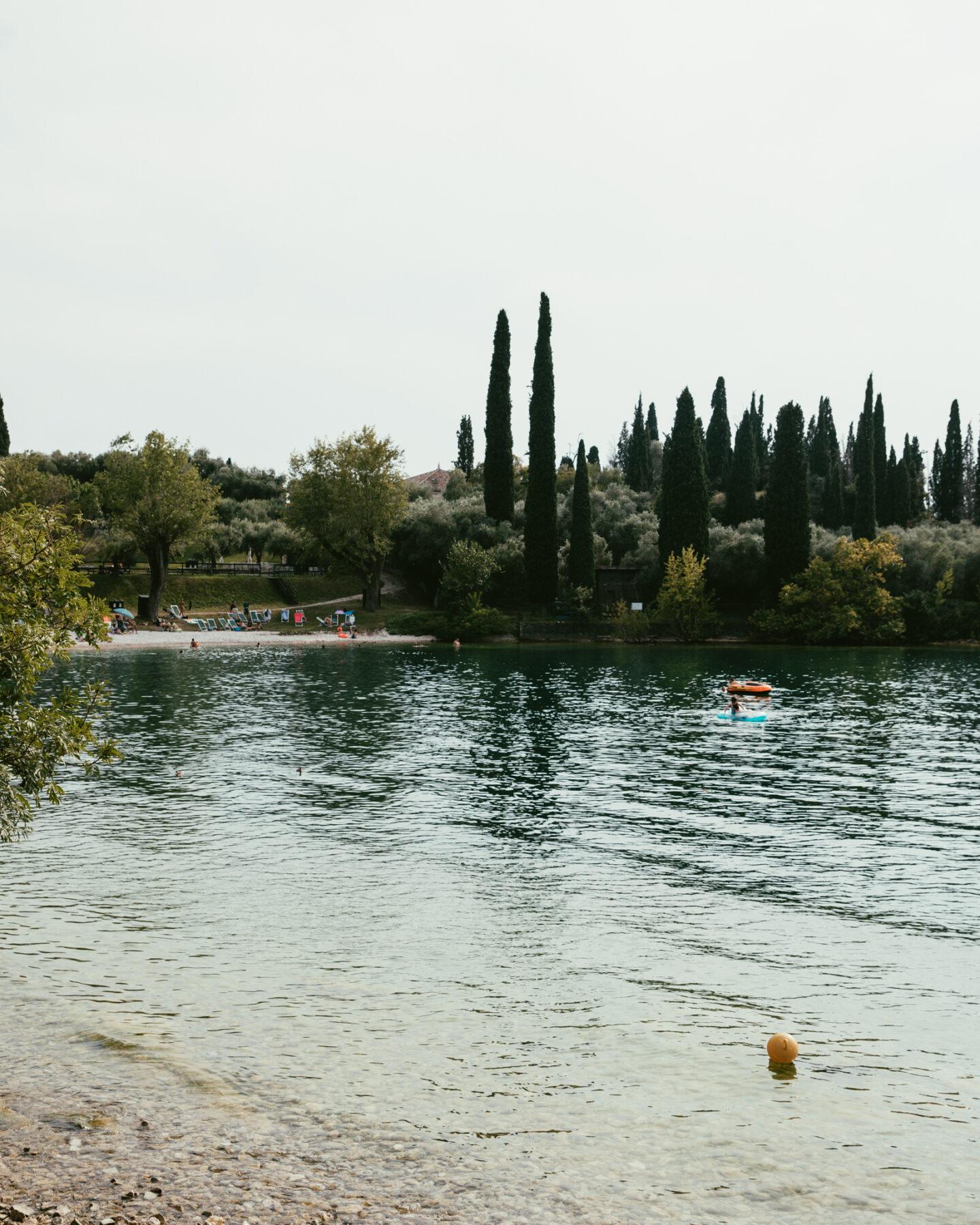 lac de garde punta san vigilio