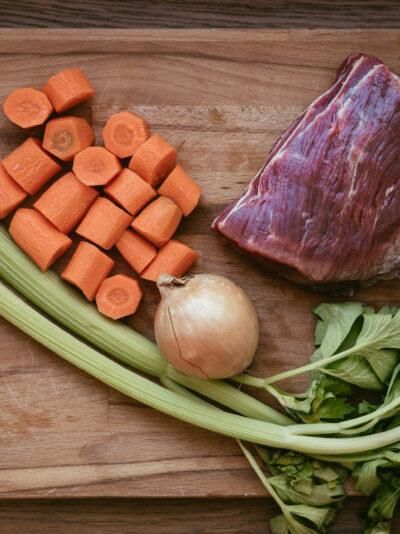 recette bouillon de viande