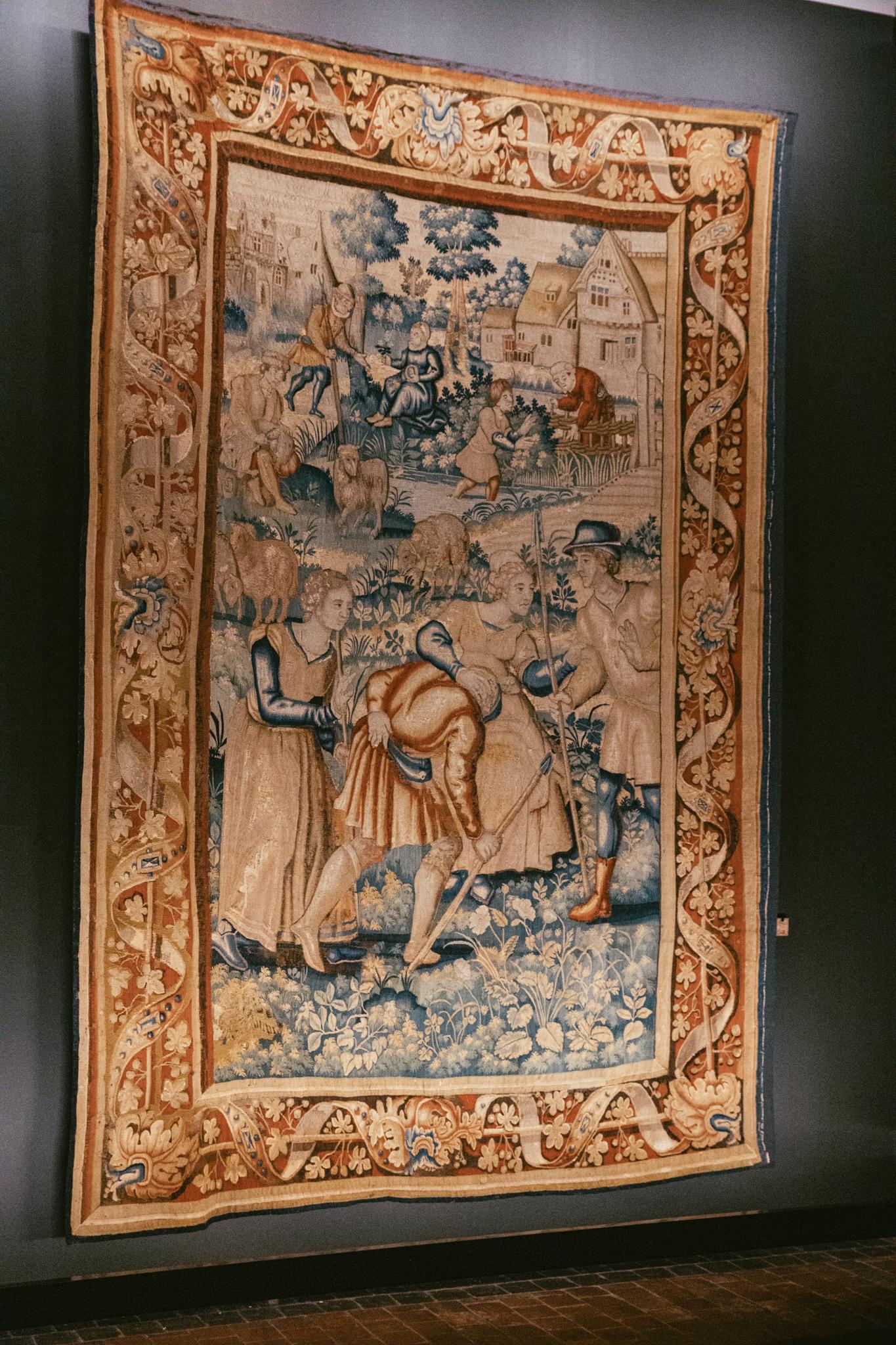 tapisseries audenarde MOU