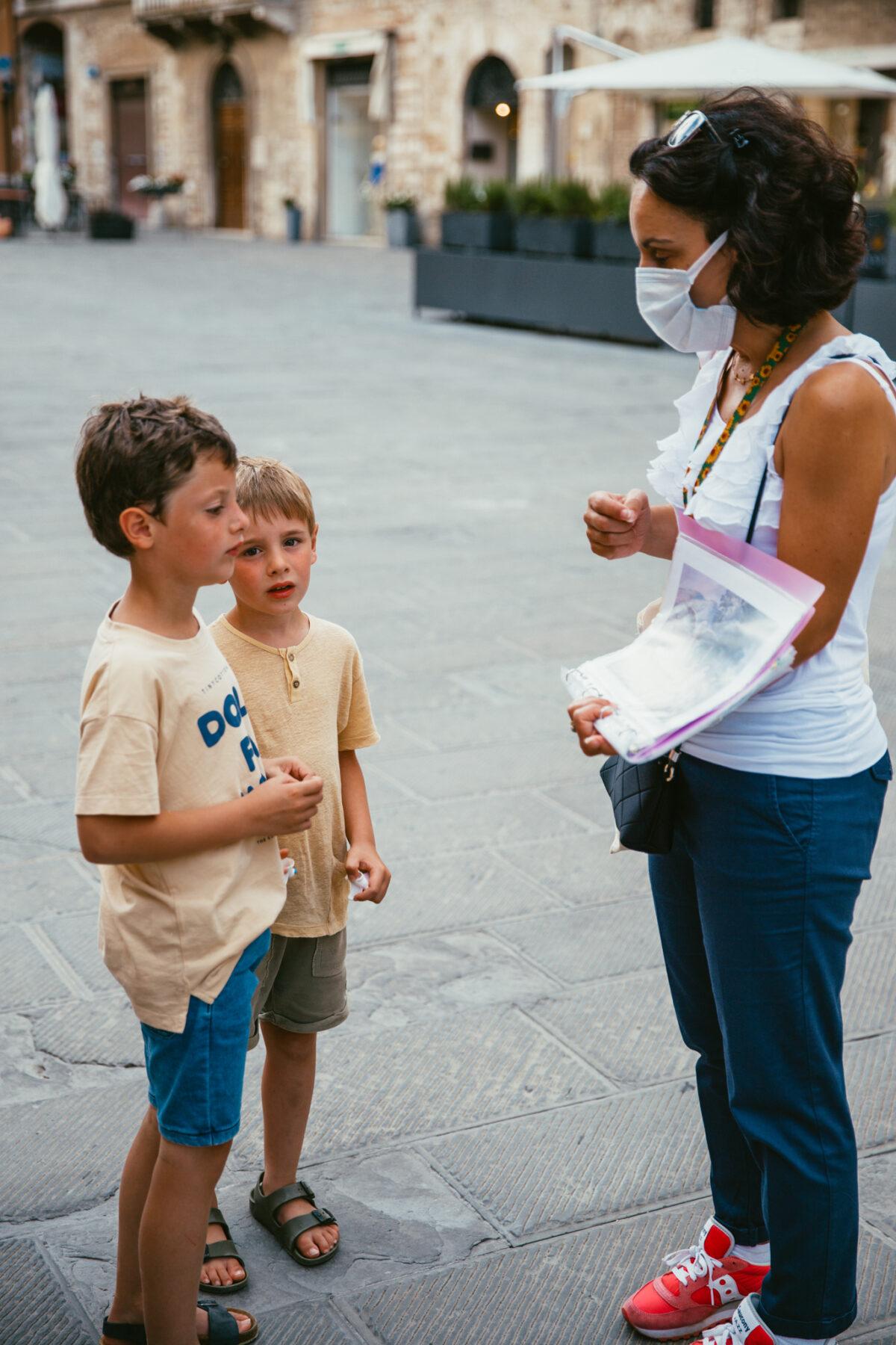 Todi en famille Todi Guide