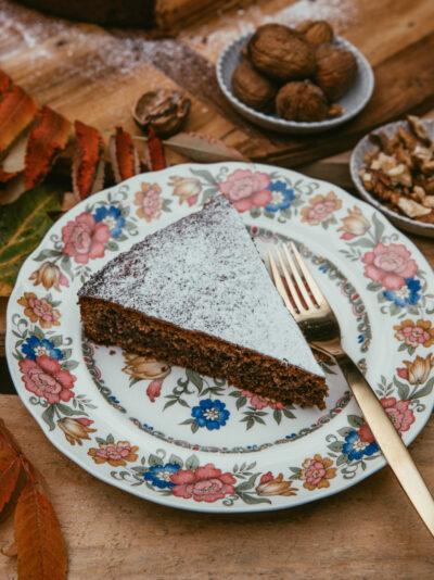 torta di noci recette