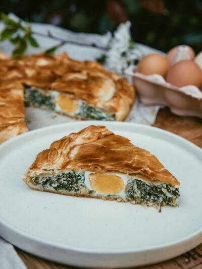 torta pasqualina recette italienne pâques