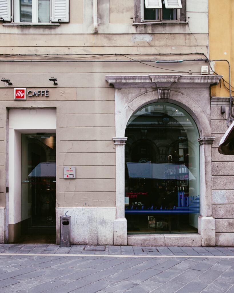 Trieste adresses gourmandes espressamente illy