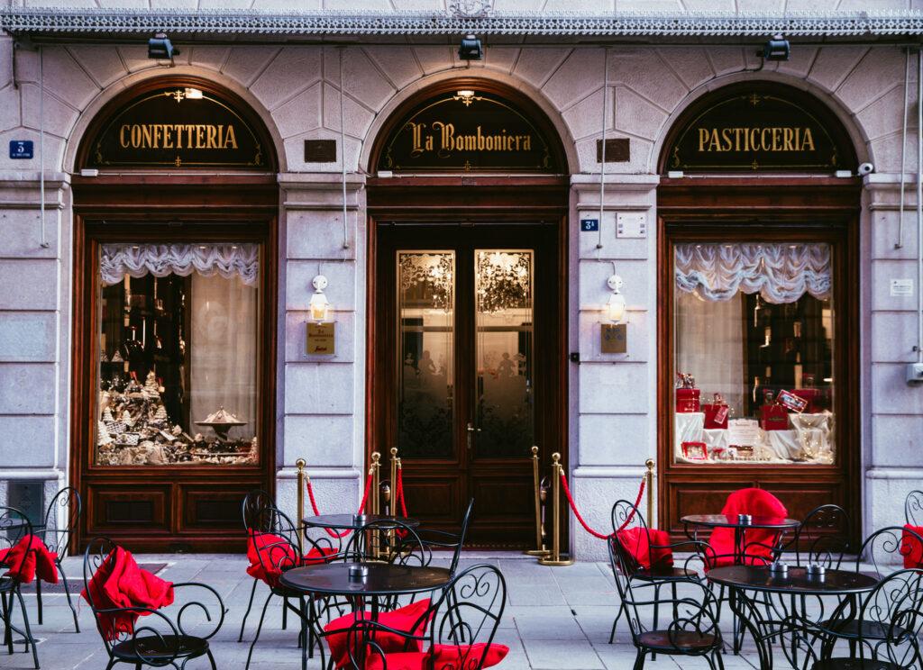 Trieste la bomboniera adresses gourmandes