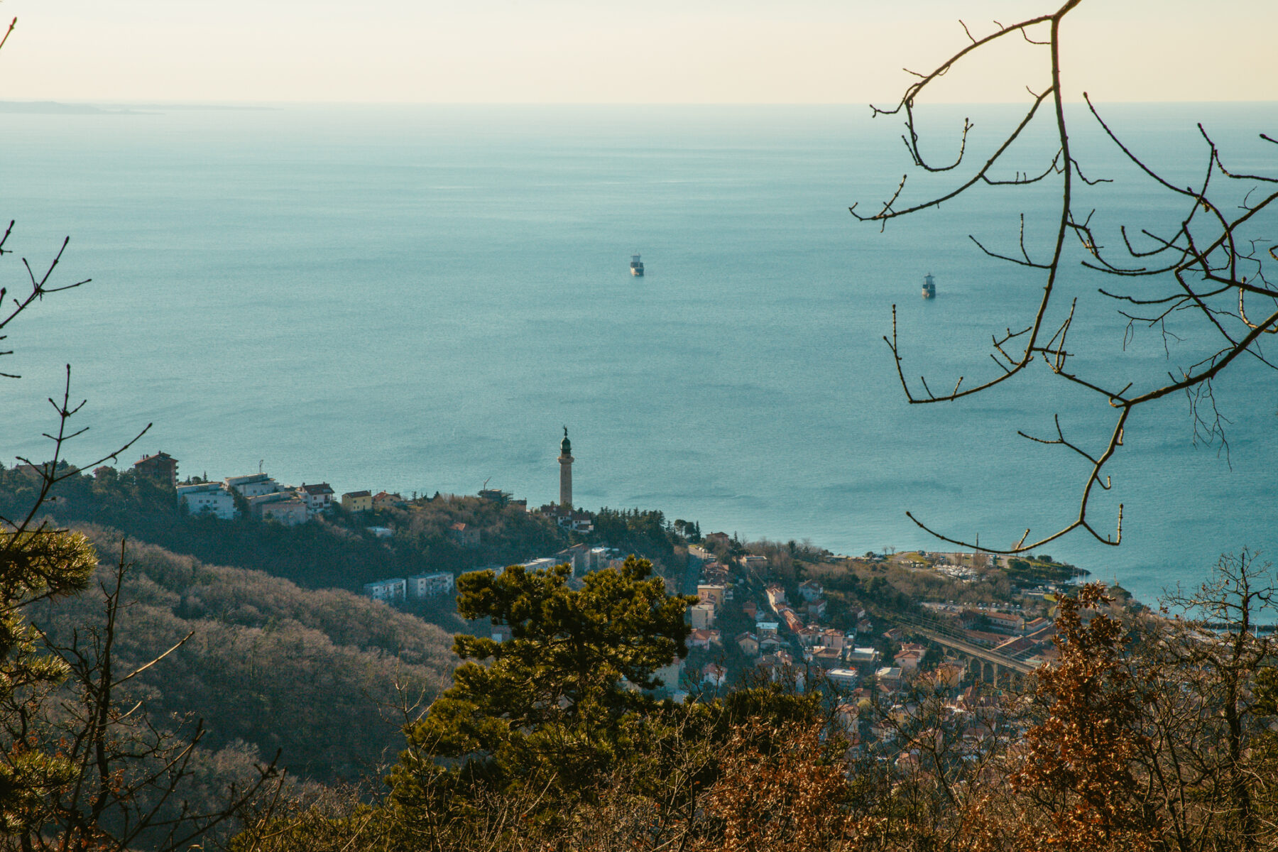 Trieste en famille napoleonica