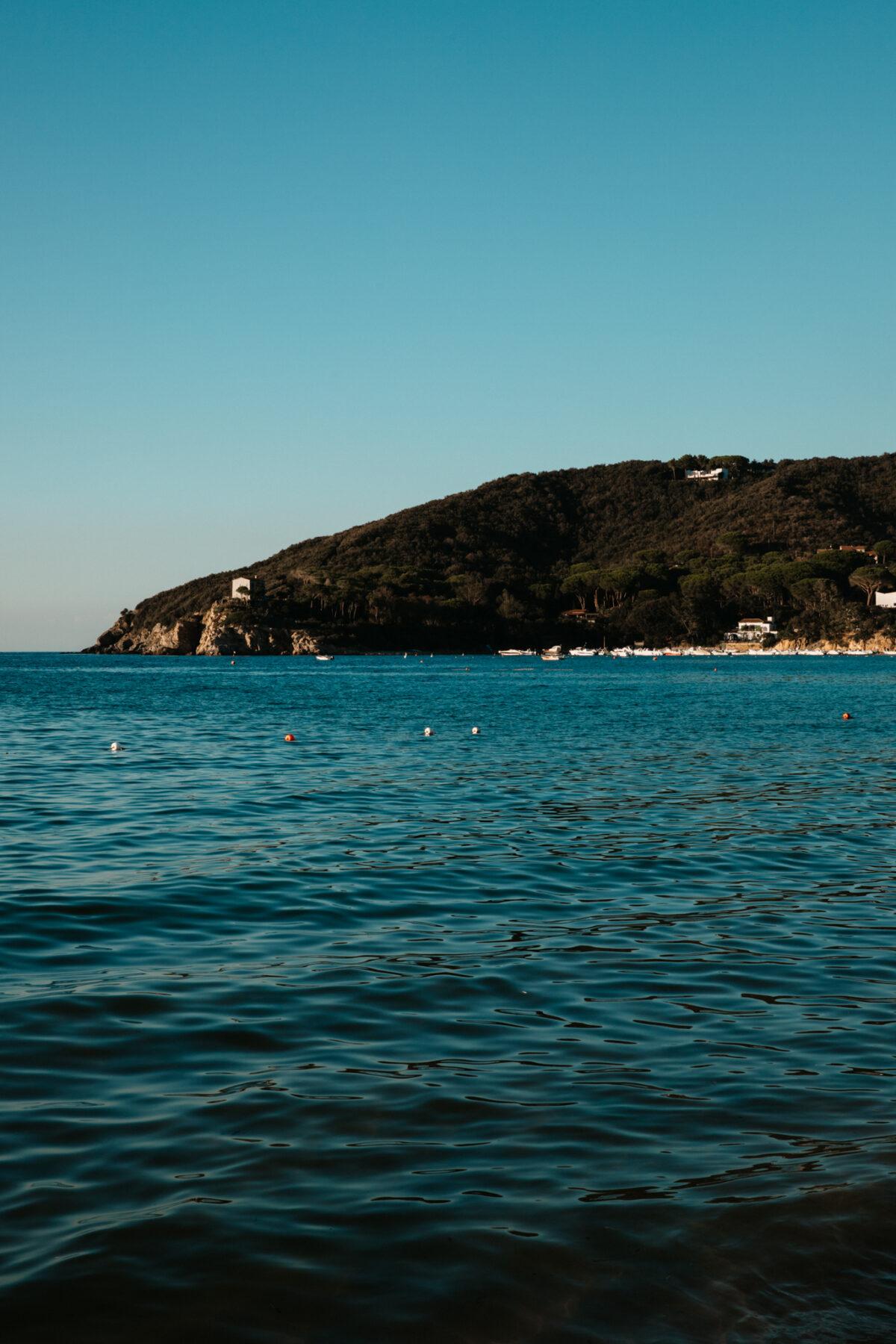 île d'elbe plus belles plages procchio