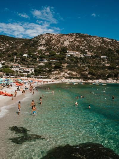 île d'elbe plus belles plages Fetovaia
