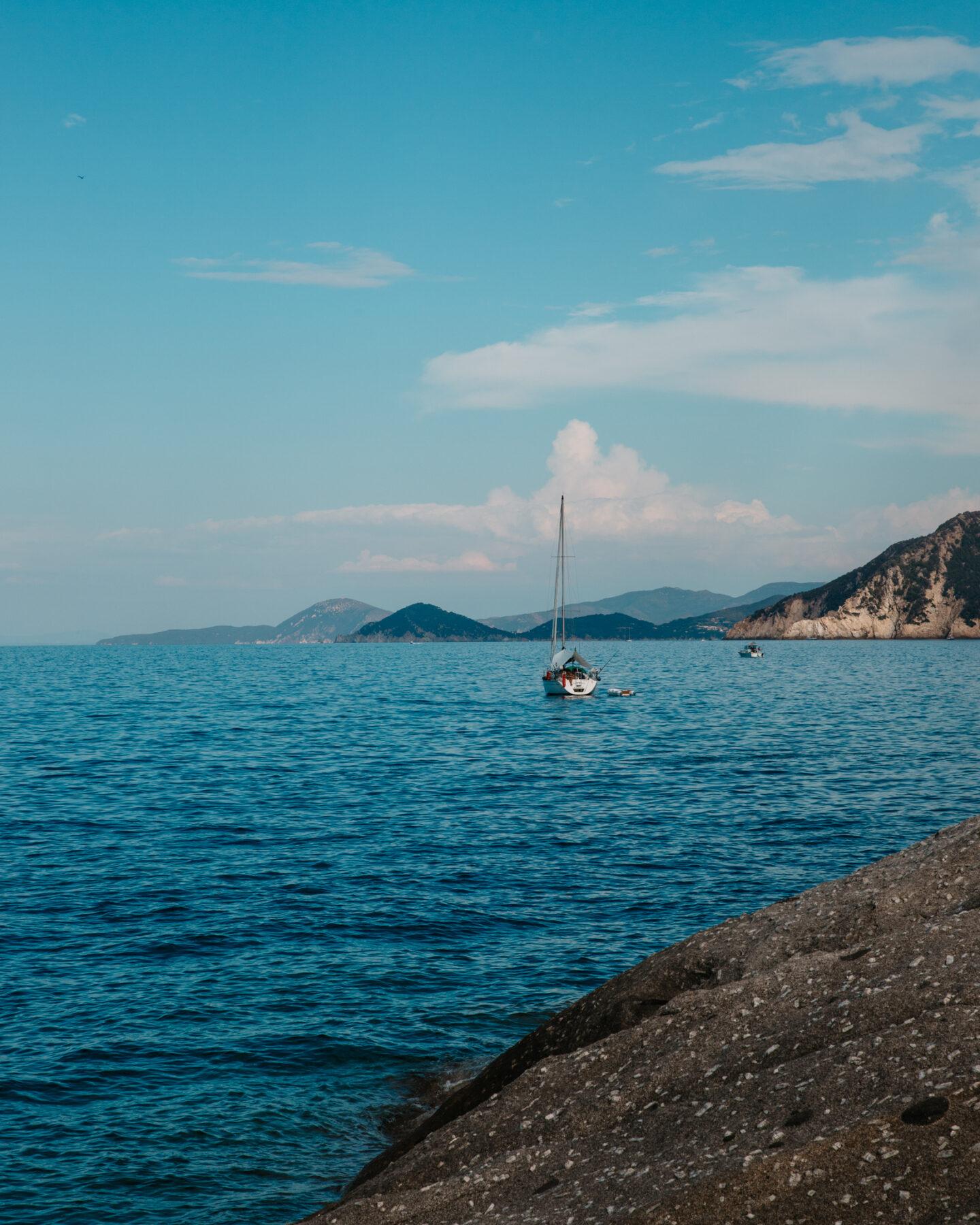 île d'elbe plus belles plages sant andrea
