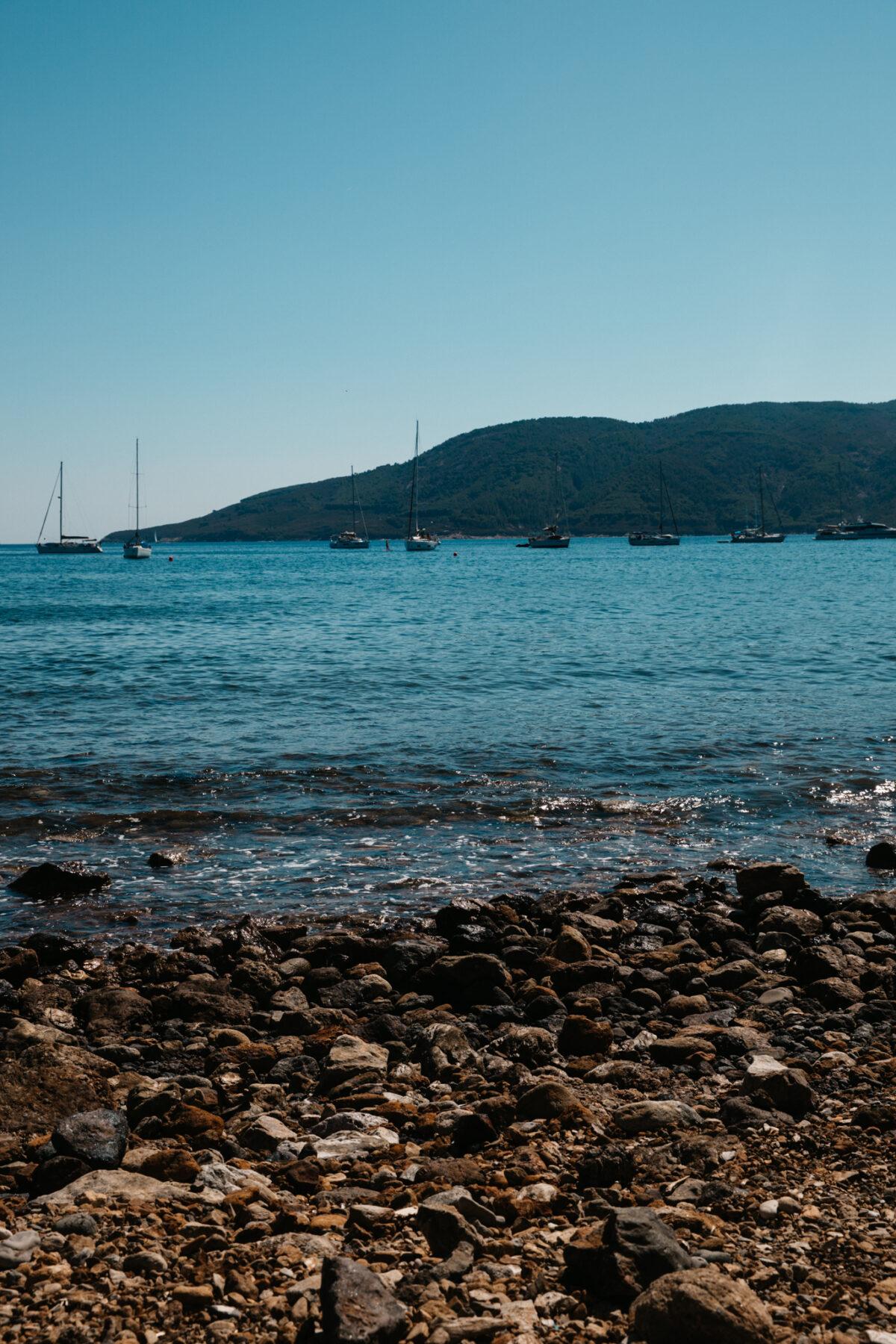 île d'elbe plage terranera